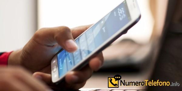 Posible llamada spam a través del teléfono del número 600-000-002