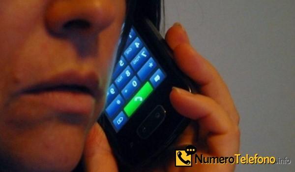 Información de posible spam a través del teléfono del número tlf 600-003-006