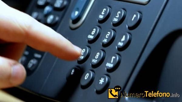Posible llamada spam por teléfono del teléfono número 600-000-012