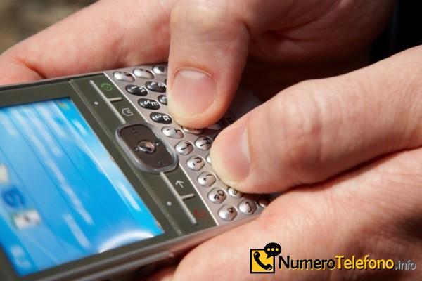 Posible spam por teléfono del número tlf 600000017