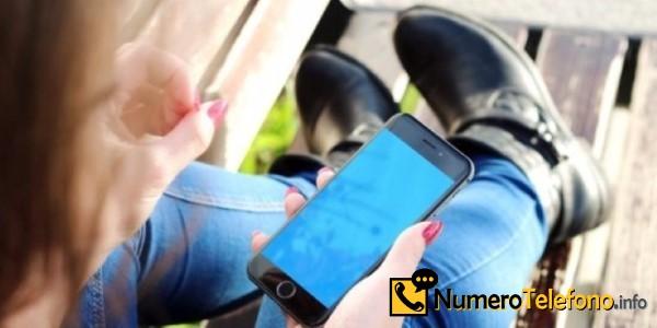 Posible llamadas de spam a través del teléfono del teléfono número 600000023