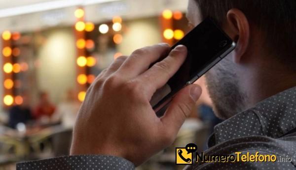 Posible llamada spam por teléfono del teléfono número 600-000-025