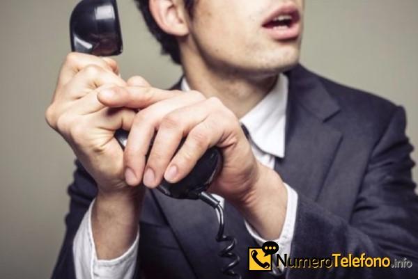 Posibilidad de spam a través del teléfono del teléfono número 911440052