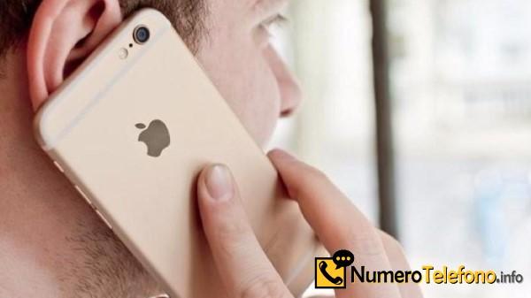Posibilidad de llamadas de spam a través del teléfono del teléfono número 640-100-114