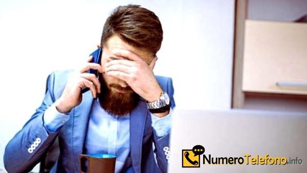 Posibilidad de llamada spam a través del teléfono del número 662 99 11 63
