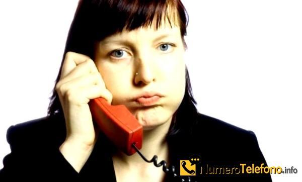 Posibilidad de spam a través del teléfono del número telefónico 602 62 91 90