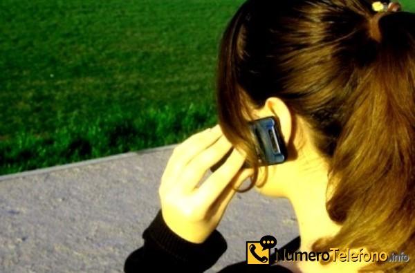 Posibilidad de llamadas de spam a través del teléfono del  662973218