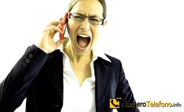 Posible llamadas de spam a través del teléfono del teléfono número 644-473-221