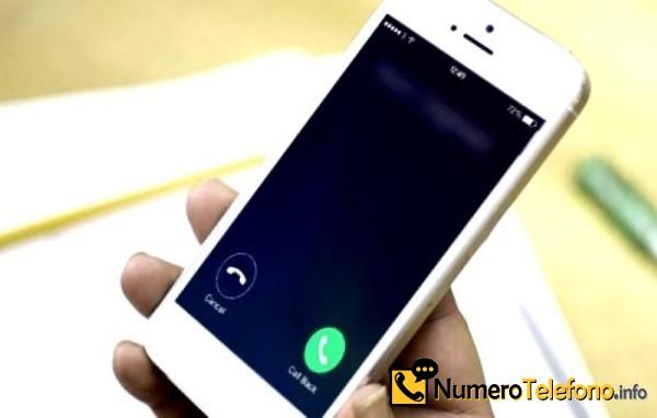 Información de posible llamada spam telefónico del nº de teléfono 608-734-222