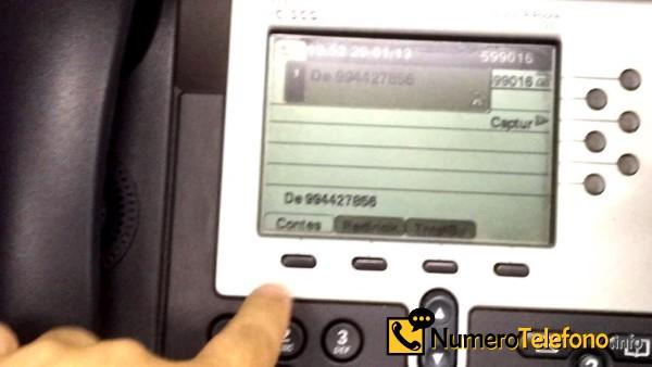 Posibilidad de spam a través del teléfono del número telefónico 602229231