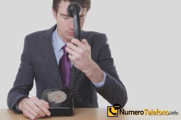 Posibilidad de llamadas de spam a través del teléfono del número telefónico 910 20 93 15