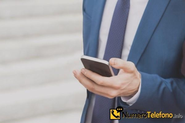 Posibilidad de llamadas de spam a través del teléfono del número tlf 868483406