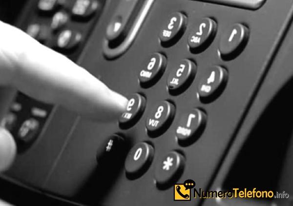 Posibilidad de spam a través del teléfono del número tlf 642622422