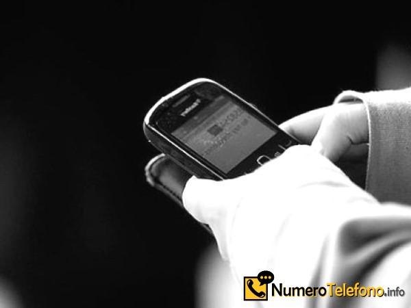 Información de posible spam a través del teléfono del número tlf 642 62 24 24