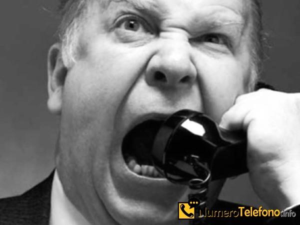 Posible llamada spam telefónico del número telefónico 868-483-446