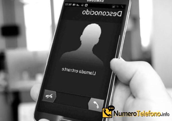 Posibilidad de llamada spam por teléfono del nº de teléfono 868 48 34 57