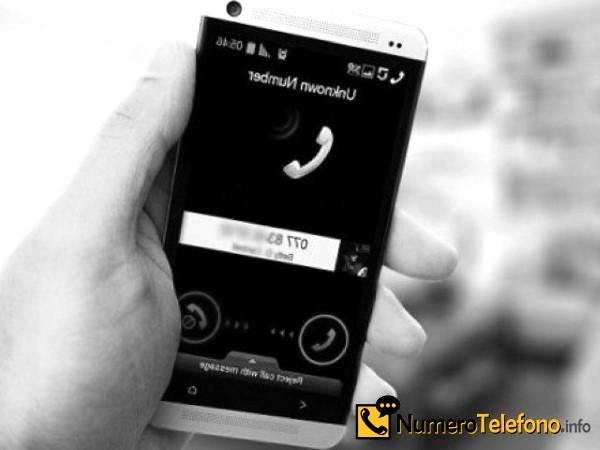 Información de posible llamadas de spam a través del teléfono del nº de teléfono 648-633-459
