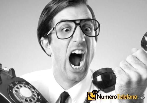 Posibilidad de llamada spam telefónico del número telefónico 911 03 84 85