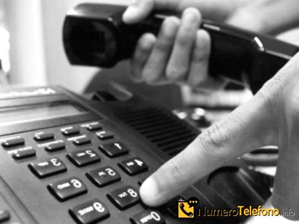 Posibilidad de spam a través del teléfono del número 621-224-528