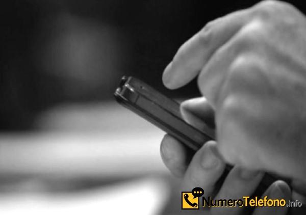 Posibilidad de llamada spam a través del teléfono del número tlf 911 08 35 37