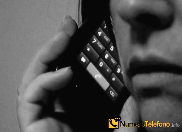 Información de posible spam por teléfono del  607 52 95 53