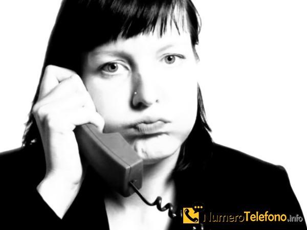 Posibilidad de llamada spam telefónico del número 963041600