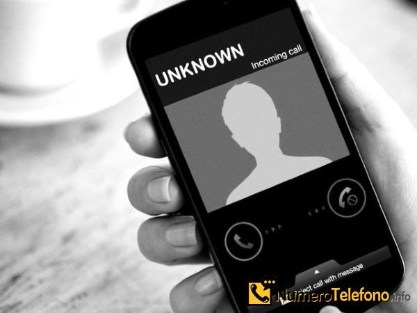 Posibilidad de llamada spam a través del teléfono del número 911-875-650