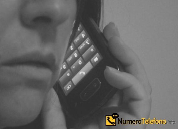Posible llamada spam a través del teléfono del número telefónico 621 23 26 89