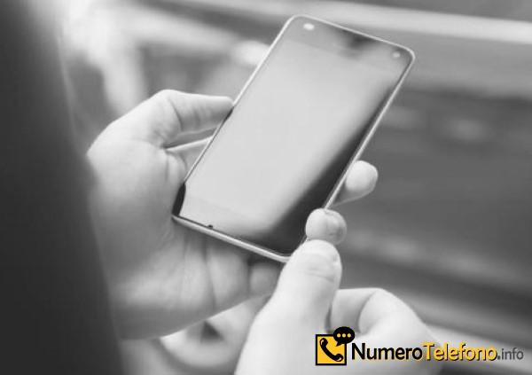 Posibilidad de spam a través del teléfono del número tlf 911 87 56 92