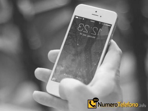 Posibilidad de spam a través del teléfono del número tlf 910-608-723