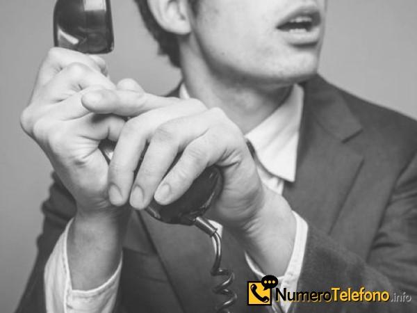 Posible llamadas de spam telefónico del número tlf 662-970-735