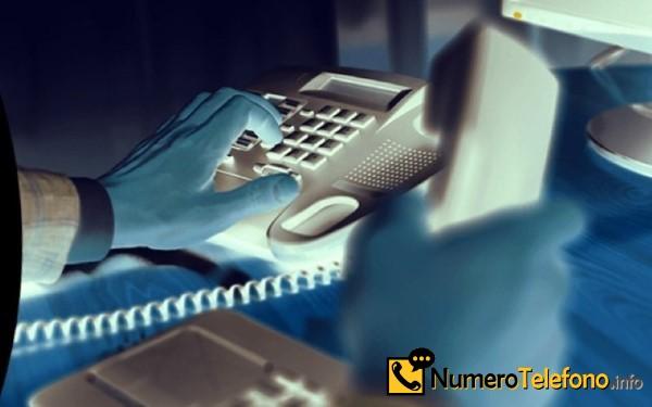 Posible llamadas de spam por teléfono del  603 13 98 48